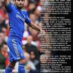 Carta de Mata desde Stamford Bridge https://t.co/hKbAMzSiOj