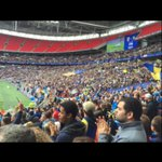 Mk dons at Wembley compared to AFC Wimbledon, bigger club utf https://t.co/nWPX85JeYh