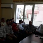 Ana kademe toplantısı devam ediyor @AKKADINGM @rizasumer @eskaynak @mehmetrifatduru @lawyerbilgin @zehraarslan33 https://t.co/Js14y0Q5fp