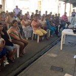 #MIDUVI socializa construcción de Parque 100 con familias de Esmeraldas Chiquito, sector Las Malvinas, en Guayaquil https://t.co/bctEnoKWLP