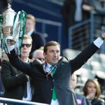 Sir Alan Stubbs: Hibs Legend, the one who brung us the holy grail! All the best with Rotherham. Always welcome @ ER💚 https://t.co/eFvJ0wUmMe