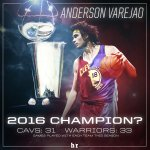 Does Anderson Varejao get a ring no matter what? https://t.co/3BJNHl7Kzr
