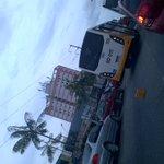 Ônibus no prego na Duque Mariz e Barros @belemtransito https://t.co/NYnb0lKn7N