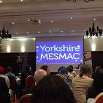 Opening the #Mesmac16 celebration event #Leeds #LovinLeeds #ILoveLS @EBroadbent @alison4labour @theblastproject https://t.co/TJRFQwieRO