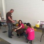 @calgarysun pet wellness clinic for #Calgary homeless underway at @mustardseedyyc until 2pm https://t.co/DjSfHilQ2M