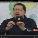 Cmdte.Chávez: La OEA solo sirve a los intereses del imperio (+VIDEO) https://t.co/bZI11EEPLy https://t.co/lvaCKBywND #ConMaduroATodaMarcha