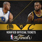 Wanna get your #NBAFinals tickets before all your friends? Of course you do. Heres how » https://t.co/CSlydXc7NJ https://t.co/YC4vPLNM4M