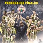 Maç Sonucu | @GalatasaraySK 75-82 Fenerbahçe. Seriyi Abdi İpekçide bitiriyoruz!  FENERBAHÇE FİNALDE! https://t.co/sqjGSI0dgn