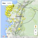 Unas 1.745 réplicas se han sentido en Ecuador desde el fuerte terremoto del 16 de abril. ► https://t.co/bAMwoO77Je https://t.co/BUxvNCHKwF