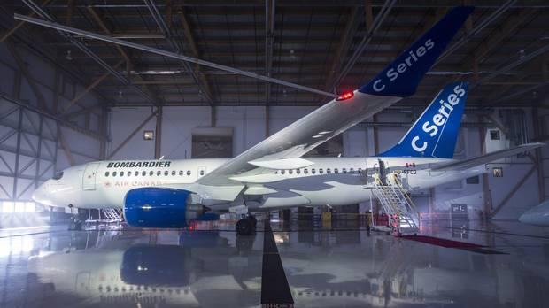 Bombardier offered C Series stake for a 'song,' Airbus sales chief says from @GlobeBusiness