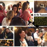 """Thanks again @TribecaStudios for hosting """"A fit Tweetup"""" during last weeks #EalingHour. We were in smoothie heaven! https://t.co/uCCM4NOlYD"""
