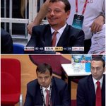 """Ergin Ataman: """"4 yıl boyunca Avrupanın en iyi antrenörüne karşı mağlubiyet almamış bir hocayım ben.."""" ???????????? https://t.co/wyWFGfq9lx"""
