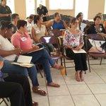 Gobierno del Pdte @JuanOrlandoH a través de IDECOAS, capacita a docentes en La Ceiba para la prevención de violencia https://t.co/l3vtuqVuuU