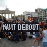 Wir treffen uns morgen am Mariannenplatz für eine #NuitDebout ! Ihr seid alle eingeladen ! #15M #occupy und weiter! https://t.co/3ysodXqBH5