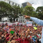 "Presidente @NicolasMaduro: ""Señor Almagro, métase su Carta Democrática por donde le quepa. ¡A Venezuela se respeta!"" https://t.co/uc9M88EAiq"