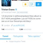 @TheVampsTristan Thank ya so so so so much!I really needed something to make me smile and you made me:)thank you ily https://t.co/n44A1MI5yq
