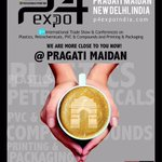 🅿️🅱 Bigger & Better #P4Expo17 now moved Pragati Maidan, New Delhi. Hurry Book your space now for the best locations https://t.co/GFOEpZGqiY