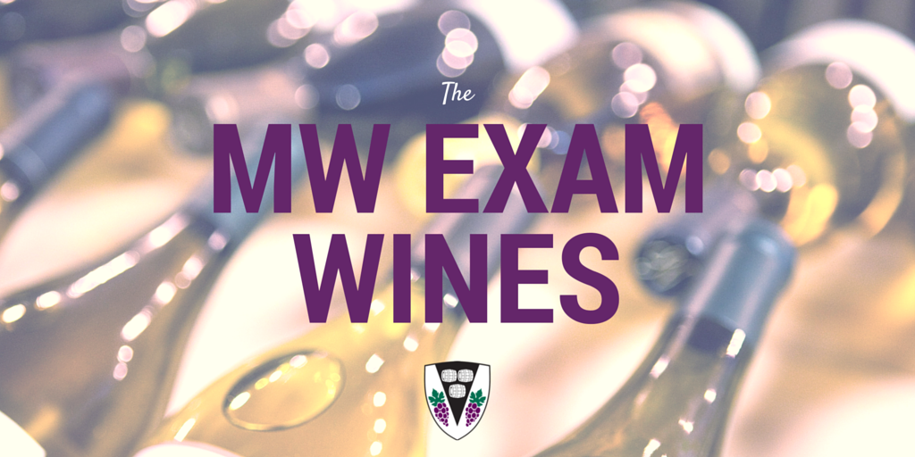 REVEALED! Find out the questions and wines from the 2016 #MWExam... https://t.co/rc8fsgWpB7 #mastersofwine https://t.co/EF8aB3UAKN