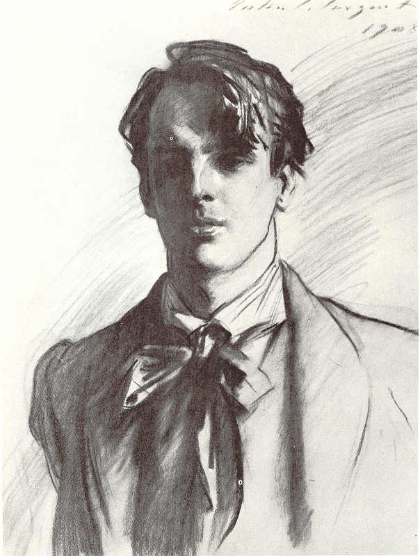 """I have spread my dreams under your feet. Tread softly because you tread on my dreams.""  - W.B. #Yeats, born #OTD https://t.co/jnqu7yt5NF"