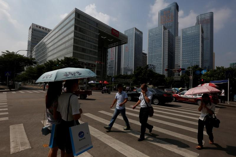 Fears in China's 'Silicon Valley' that property boom will hurt tech boom