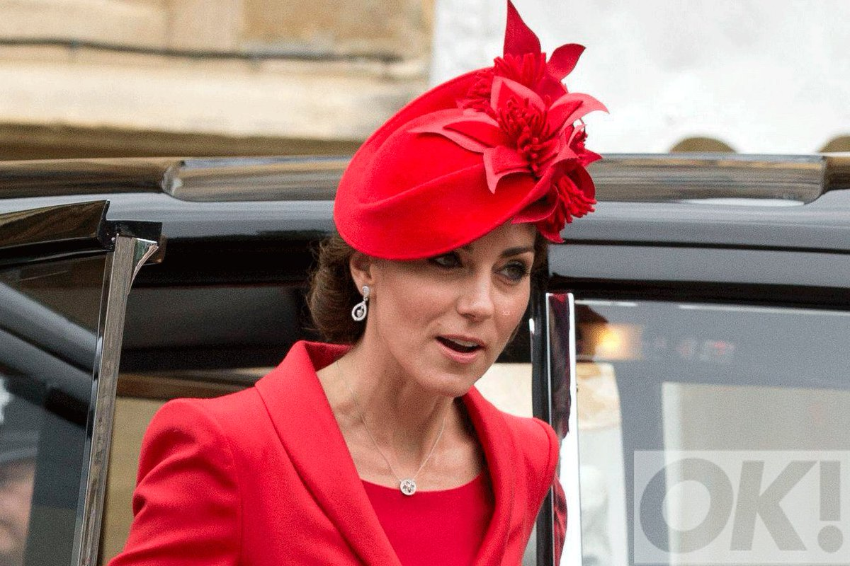 So, Kate Middleton has recycled a 5-year-old outfit and she looked FABULOUS!