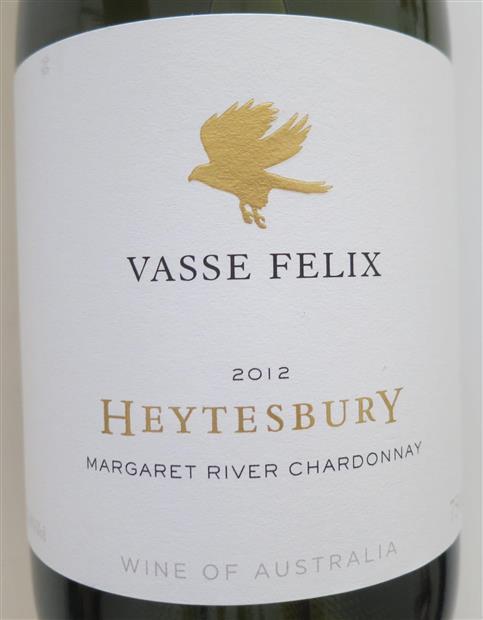 2012VasseFelix Chardny,MargRiver,WA:Buttery:@winewankers @SocialVignerons @sea_jen @AWTG100 @PerthWineGirl @pietrosd https://t.co/VDZLMbmLcO