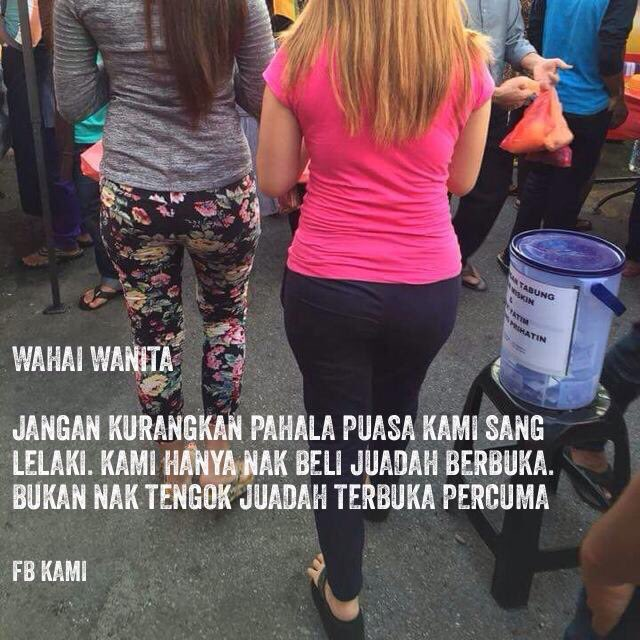 "Yes apparently, Malay men are weak. And hey, they even post such a photo to ""advice"". Oh the irony. https://t.co/jPYscgkBR2"
