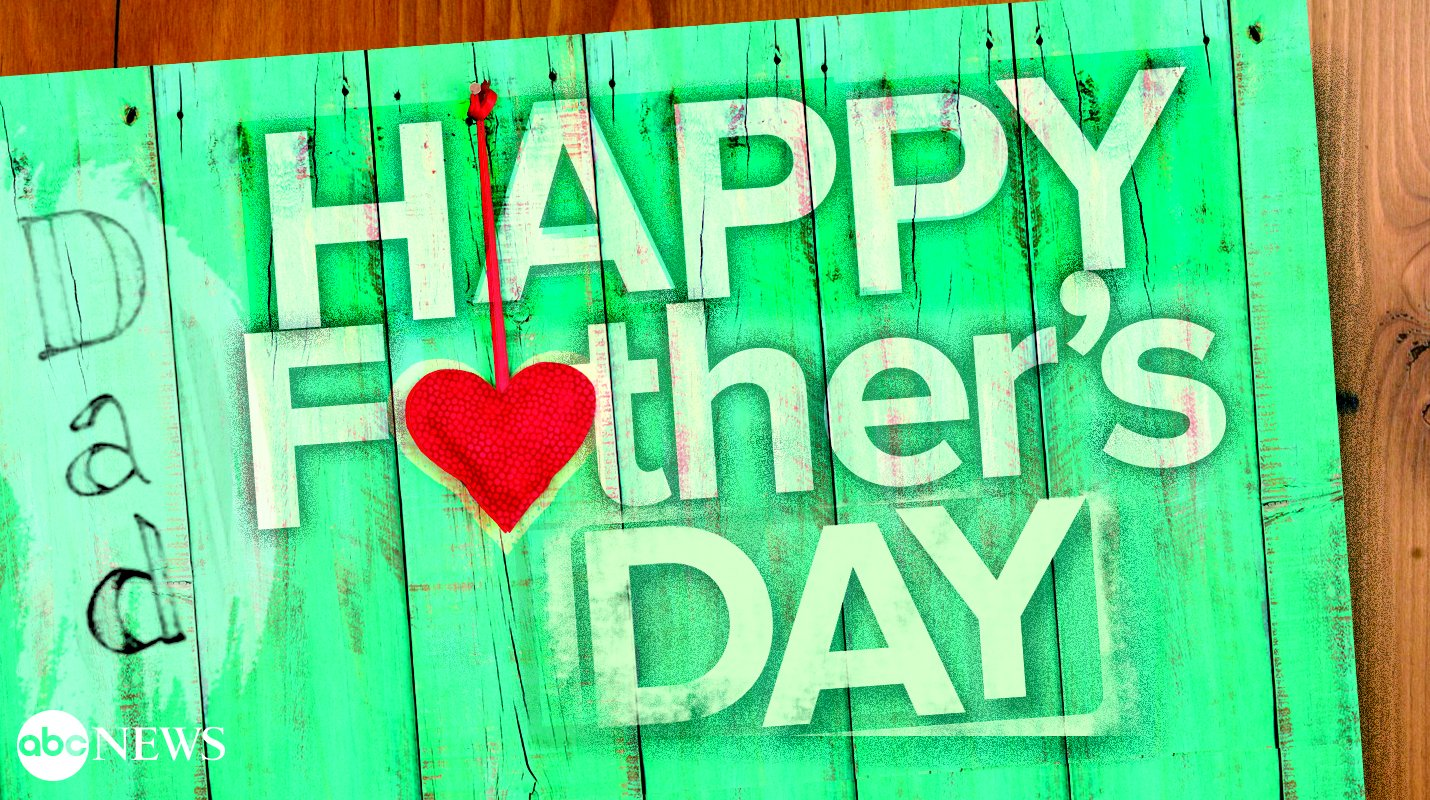 To all the fathers out there, we hope you have a very happy Father's Day! https://t.co/pXq713iMyA