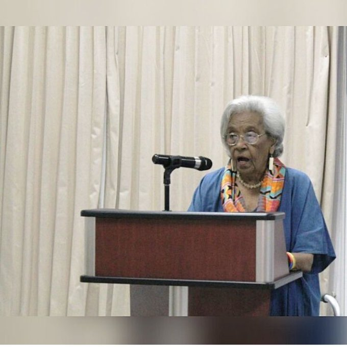 Hommage à Odette Roy Fombrun  Happy Birthday (born 13 June 1917, Port-au-Prince): writer& intellectual.