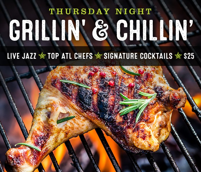 RT <a href=https://twitter.com/smfchicken target=blank>@smfchicken</a>: Dont miss Grillin &amp; Chillin TONIGHT at <a href=https://twitter.com/EmoryPoint target=blank>@EmoryPoint</a>! Eats from <a href=https://twitter.com/Saltyard target=blank>@Saltyard</a> &amp; <a href=https://twitter.com/CanoeAtlanta target=blank>@CanoeAtlanta</a>! <a href=https://t.co/Ga4BCVs4mo target=blank>https://t.co/Ga4BCVs4mo</a> https:/…