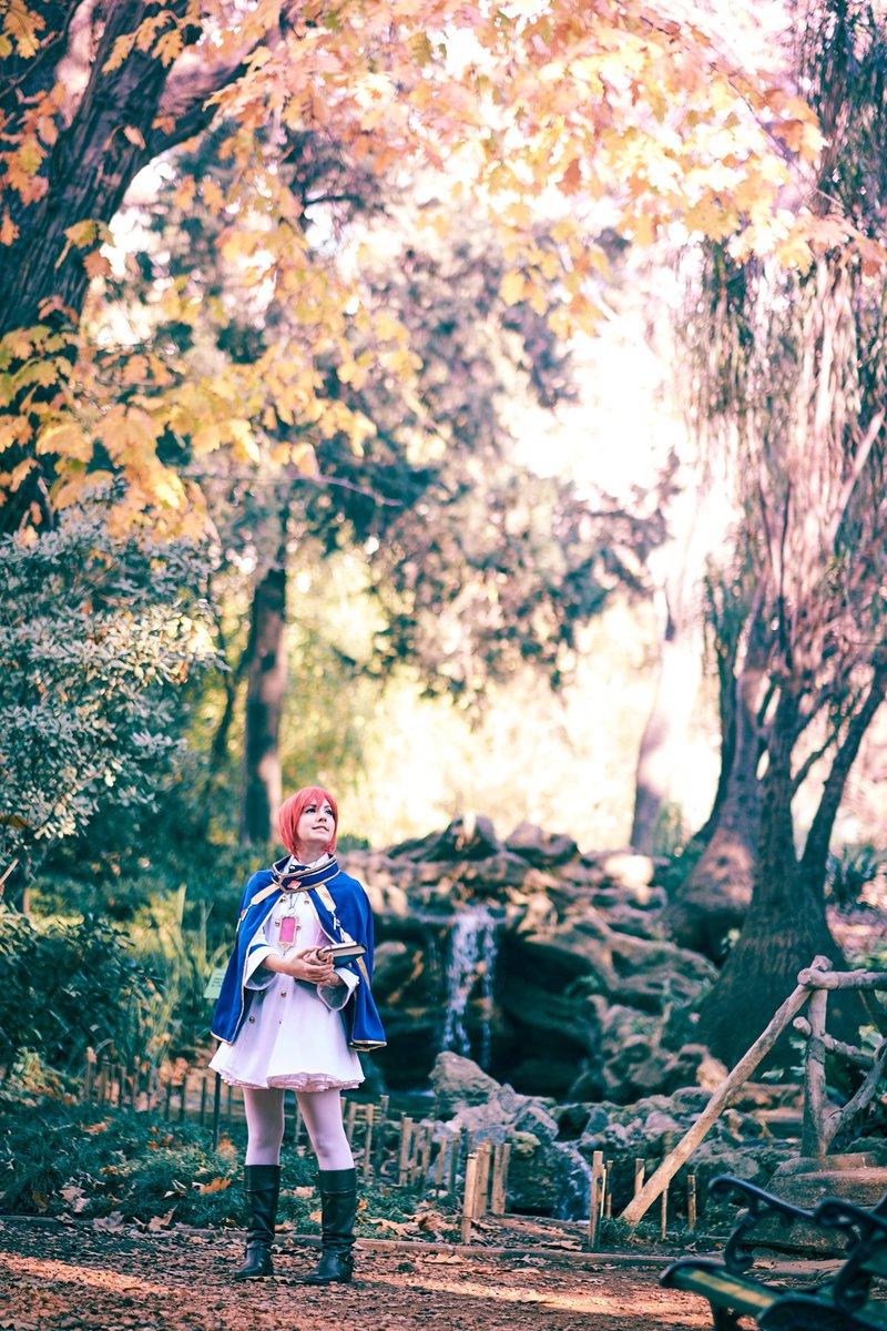 白雪:  photo:  #akagami_anime#赤髪の白雪姫