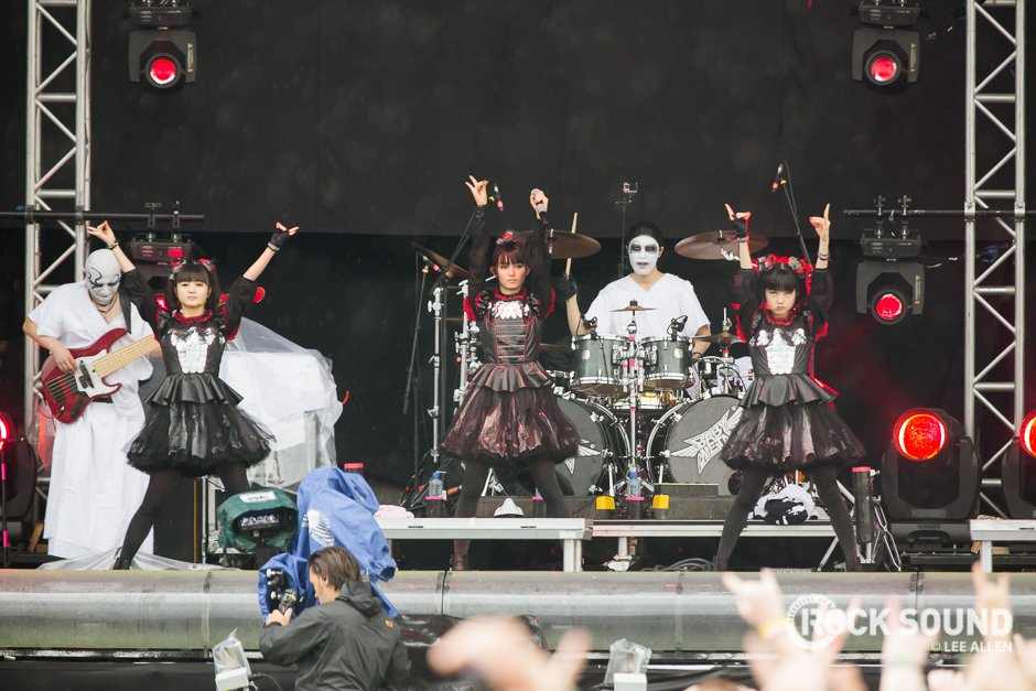 Hey, @BABYMETAL_JAPAN. You were great at Download this weekend.
