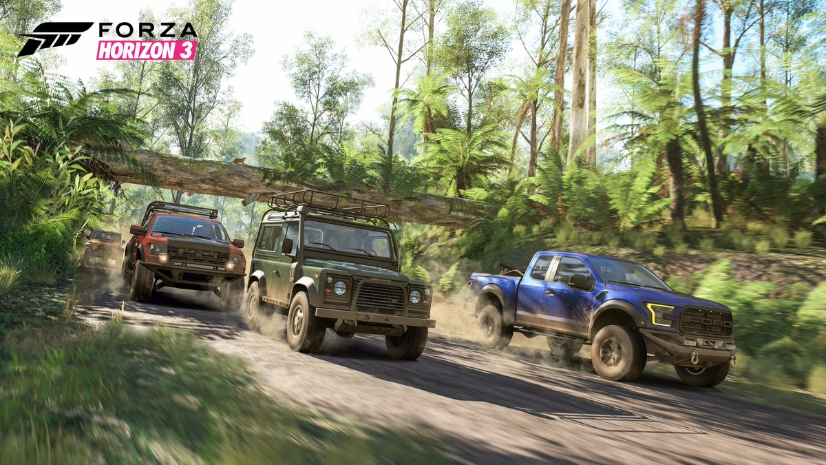 We're happy to announce #ForzaHorizon3, out later this year on September 27 exclusively on #XboxOne and #Windows10! https://t.co/qPcQoMow8p