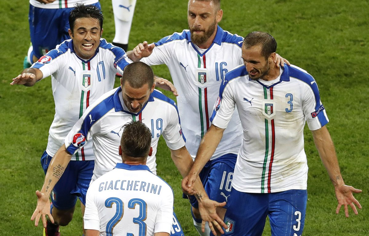 the italian job beat behind goals to emanuele the italian job beat 2 0 behind goals to emanuele giaccherini and