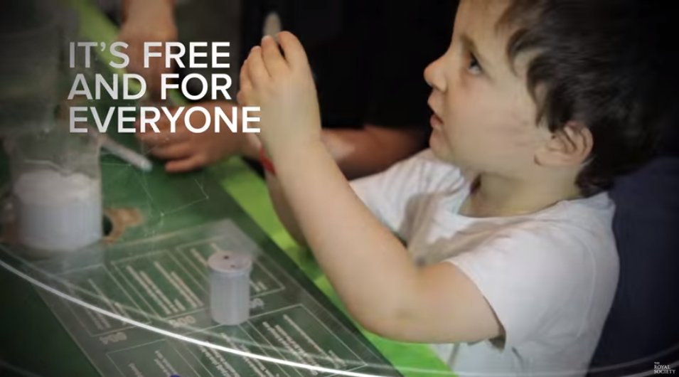 Join us for our free festival of visionary science & technology 4 -10 July #summerscience https://t.co/cbmgsa4zEe https://t.co/xtt5ZgRKAu