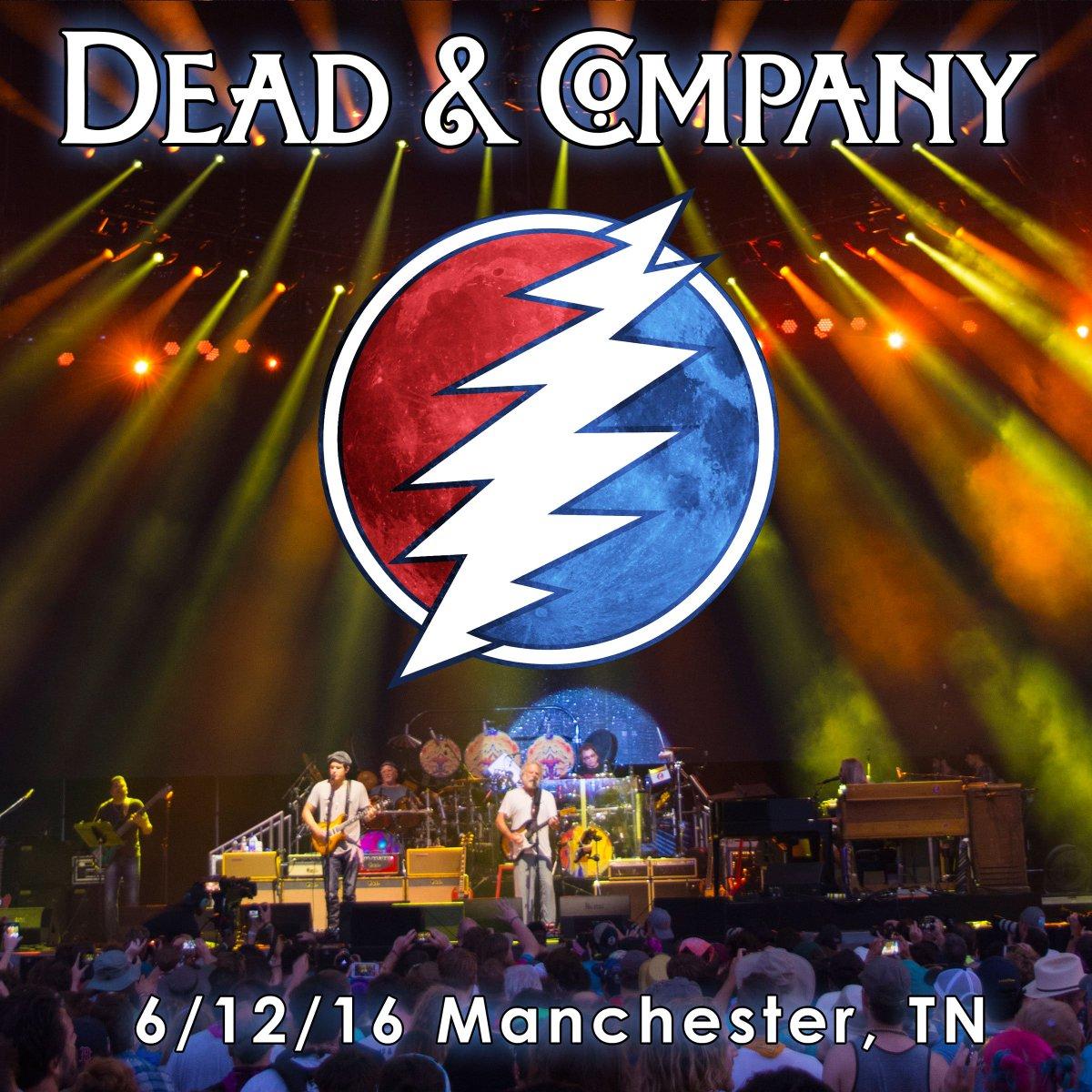 Get last night's epic @deadandcompany festival-closing @Bonnaroo show now at https://t.co/o9J3eZEX2u @nugsnet_app https://t.co/KEe87Eb4DO