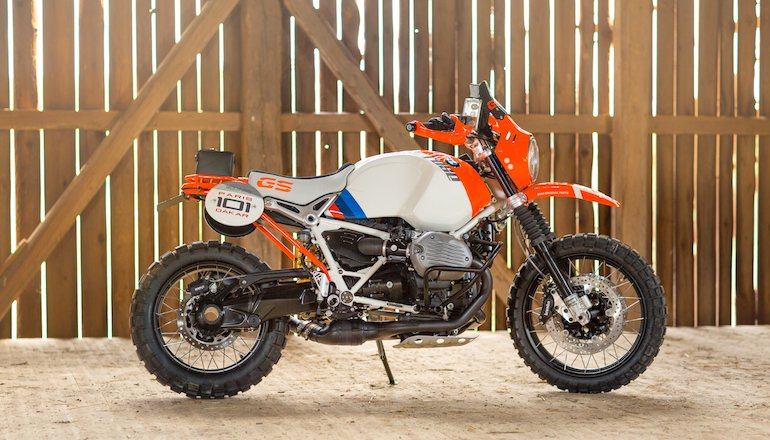 A custom from @BMWMotorrad seems to suggest more to come from the R nine T platform. https://t.co/mNocqmwJWk https://t.co/KnBm0gORLM