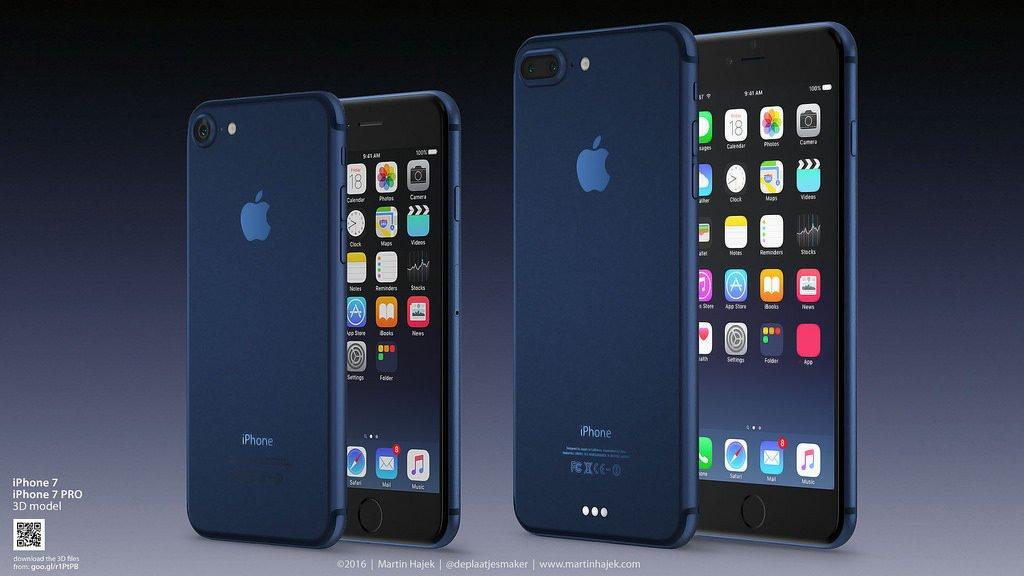 New Concept Photos Imagine iPhone 7 in Deep Blue https://t.co/i6VXplwg24 #iPhone7 #iPhone7Plus https://t.co/gZxmpvpBdR