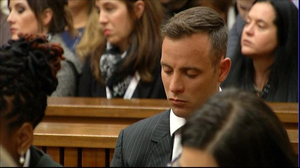 EYE ON AFRICA - Oscar Pistorius heads back to court for sentencing