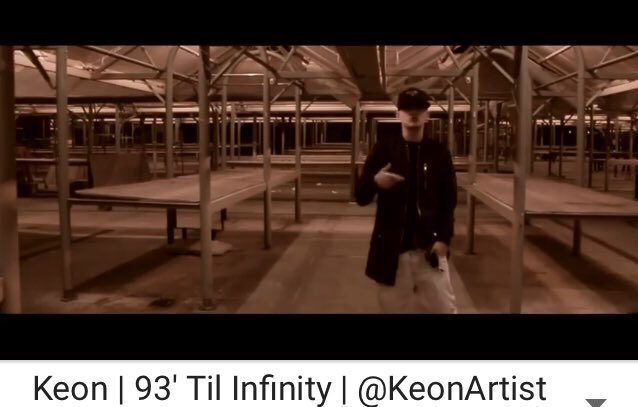 Brand new video! #Infinity OUT NOW >> https://t.co/9x4BisheEd << RT
