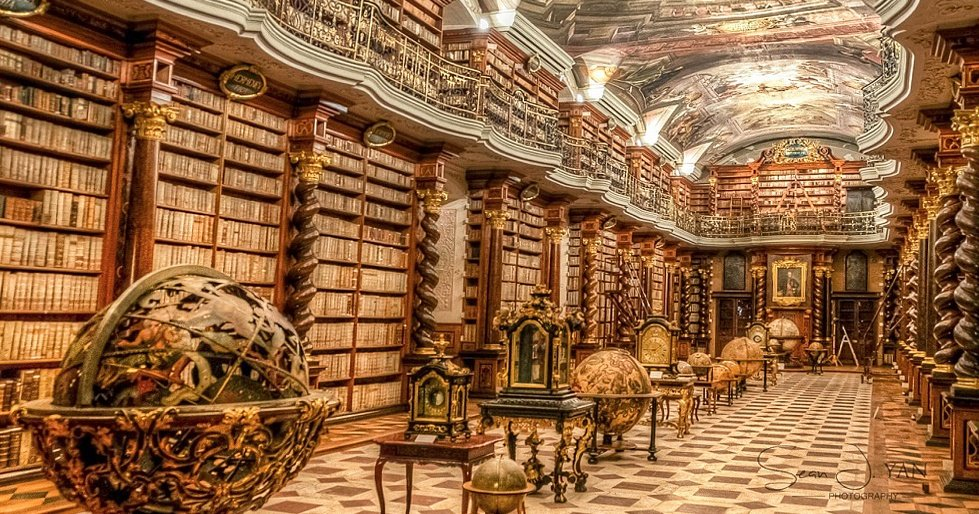 24 libraries of the world so magnificent they'll take your breath away https://t.co/XVj8GhkoCi https://t.co/KxrUiJKGxM