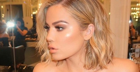 Get that glow! Can you believe Khloe Kardashian is obsessed with this £3 highlighter?