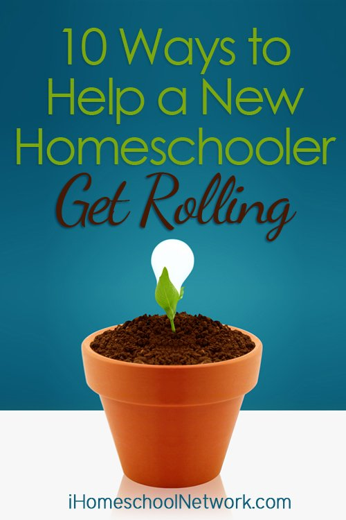Top 10 Ways to Help a New Homeschooler Get Rolling https://t.co/H8DlkCJoK8  #ihsnet @tinashomeschool #homeschool https://t.co/sYOKOCR5jg