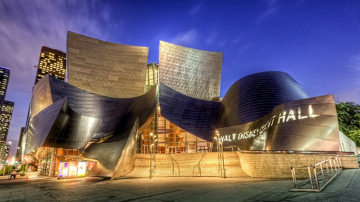 RT @discoverla: Explore 10 must-sees & hidden gems of Walt Disney Concert Hall: