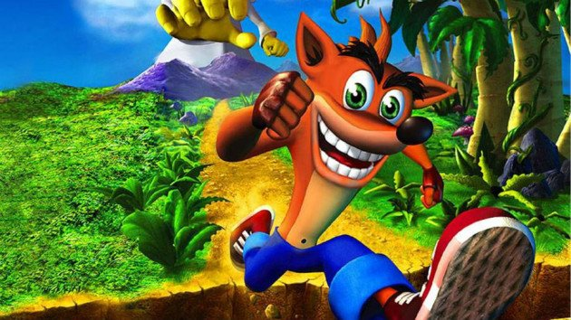 Crash Bandicoot trilogy being remastered for the PlayStation 4 https://t.co/S8JfGvhRV1 https://t.co/0uPEC7TAtP