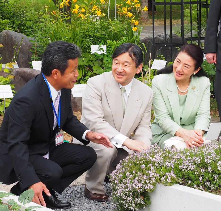 【ニュース】皇太子同妃両殿下が千葉大学環境健康フィールド科学センターをご視察 https://t.co/K4WX67i5p7 https://t.co/uFbJ3zZDhQ