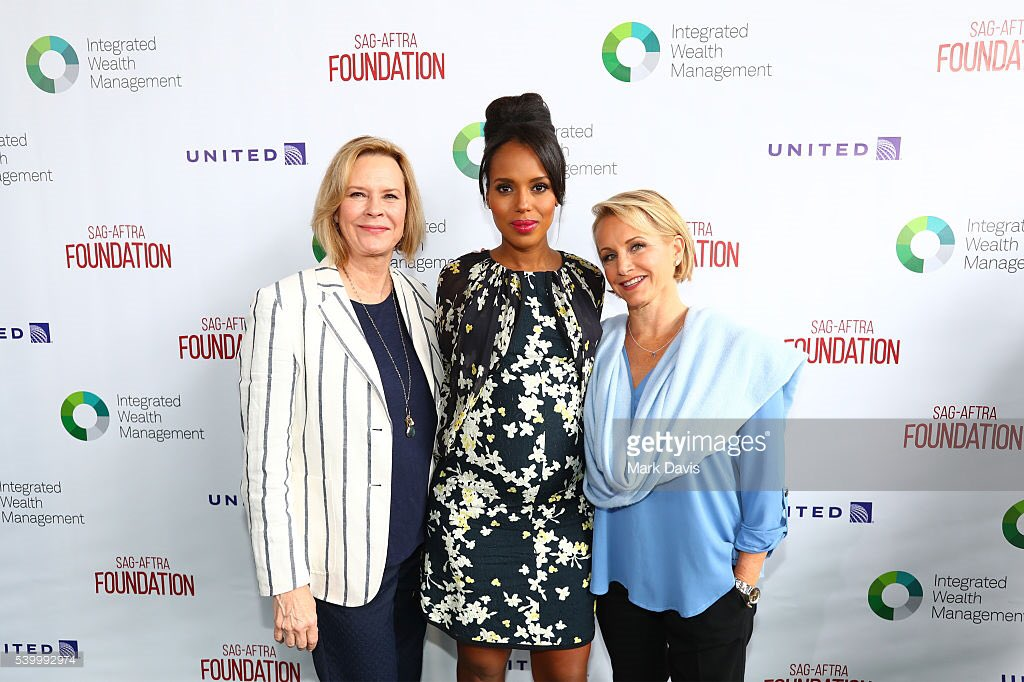#KerryWashington @sagaftraFOUND celebrating what makes our union great - members who take a stand! #sagaftra https://t.co/xuGxqcuyUY