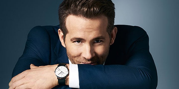 Ryan Reynolds poses for Piaget and more leading men having a high fashion moment