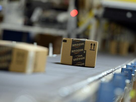 FAA proposes $350,000 fine against Amazon for hazardous shipment