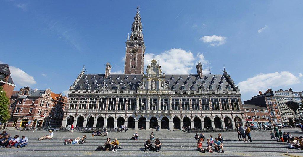 KU Leuven is de meest innovatieve #universiteit van #Europa volgens @thomsonreuters https://t.co/wzYb41gCW8 https://t.co/yEtejypK9T